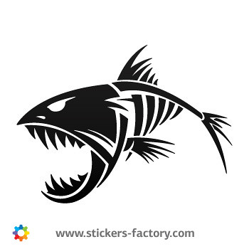 Images Of Sharks Stickers-Factory-Decal...