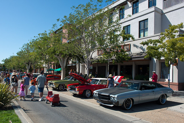 Livermore Downtown Car Show