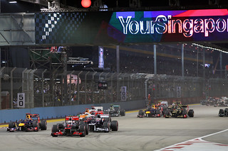 2012 Singapore Grand Prix - Sunday | by AGPCF1