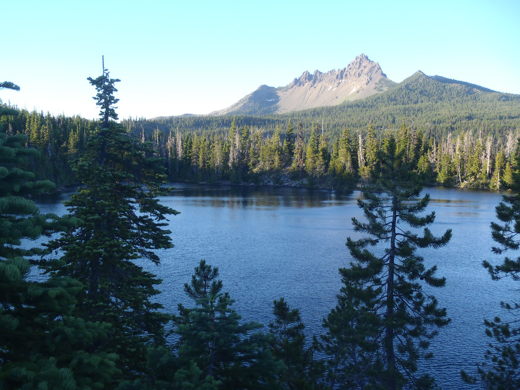 Craig lake oregonhiker flickr for Oregon fish and wildlife jobs