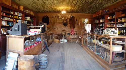 Cody Old trail town - store | by julesberry2001