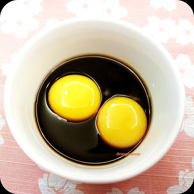 160818 白飯+醬油醃蛋黃-01