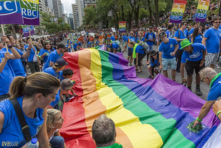 RBC Pride Parade 2016 - 03 | by Eva Blue