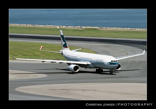 Airbus | A330-342 | Cathay Pacific Airways | B-LAG | Hong Kong | HKG | VHHH | by Christian Junker | Photography