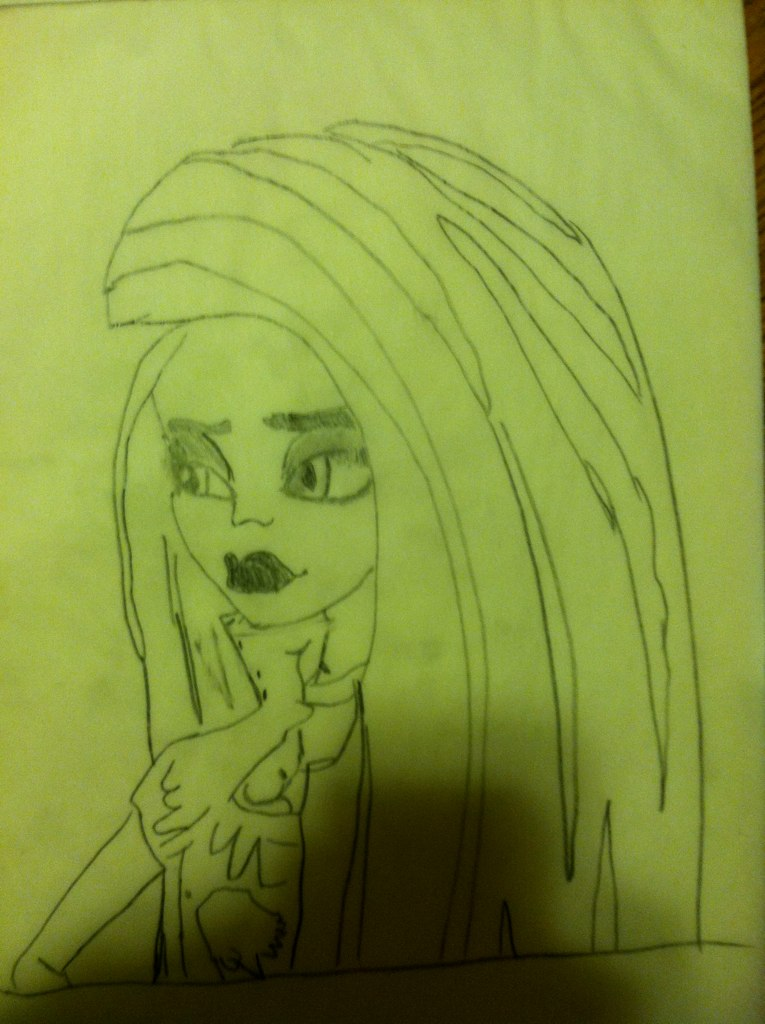 Monster High Venus Drawing Monster High Venus Drawing