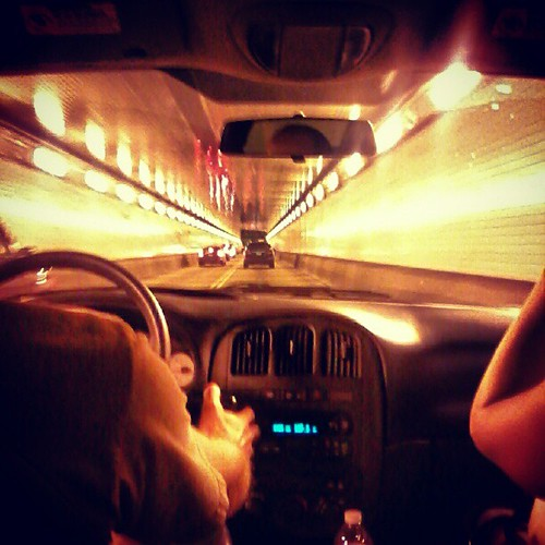 Leftover road trip pic. Going through tunnels. | by AussieCrystalis