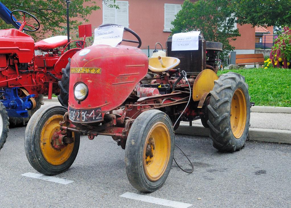 reymond  tracteur sa