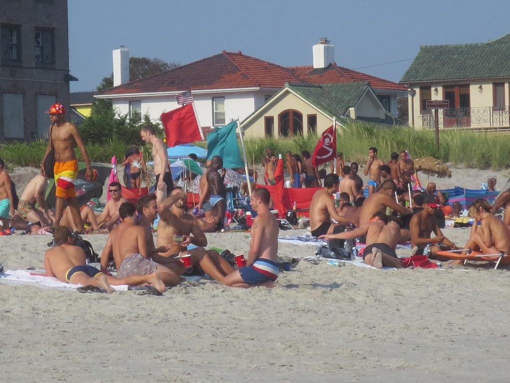 gay friendly beaches