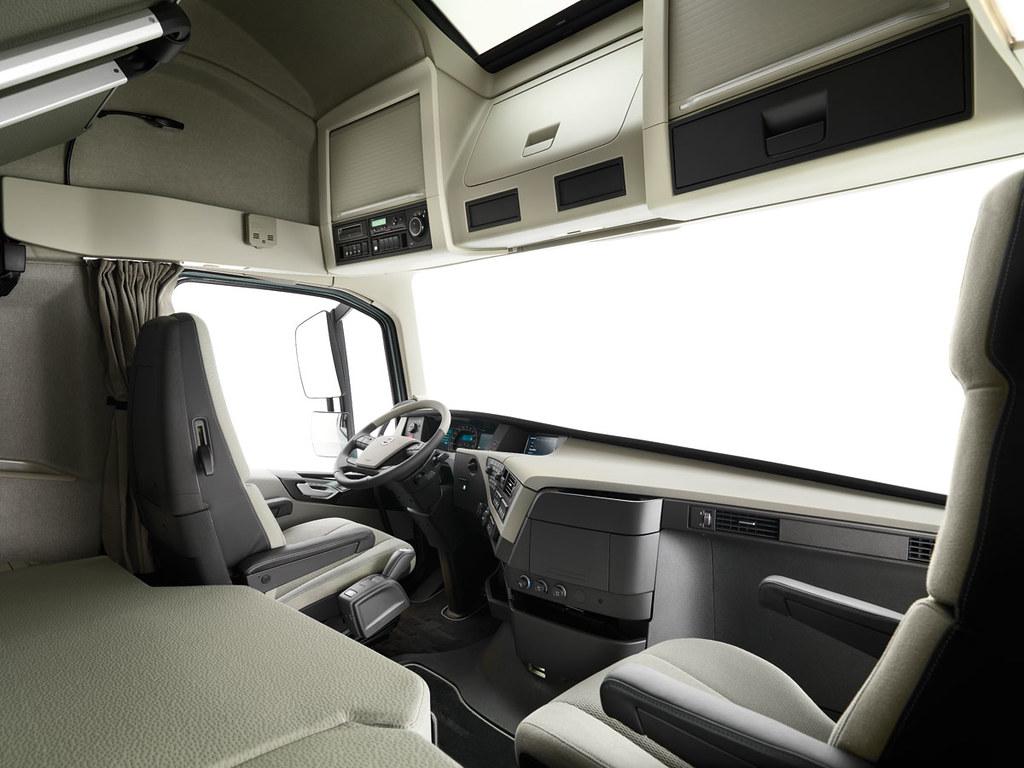 Interior Volvo FH | Volvo Trucks | Flickr