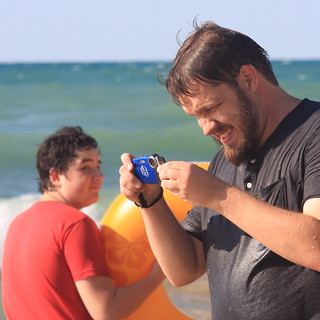 Lake Michigan vacation 2012: Andy and Ken | by kevin dooley