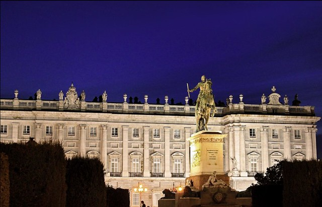 Palacio Real de Madrid (11/09/2012)