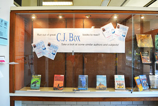 Cocktails with C.J. Box | by Omaha Public Library