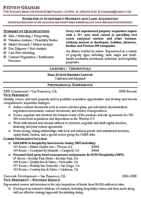 federal resume sample template job write