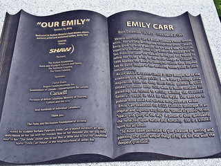 Emily Carr Bio | by AR_the old guy
