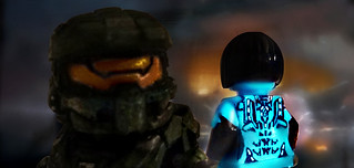 Halo 4 - A.I.s Deteriorate After Seven | by MGF Customs/Reviews