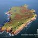 Skokholm Island, Pembrokeshire - Crown Copyright RCAHMW