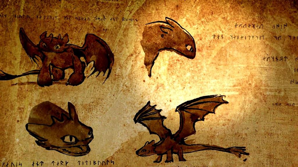 HTTYD Book of Dragons 2011 | burhan uddin | Flickr