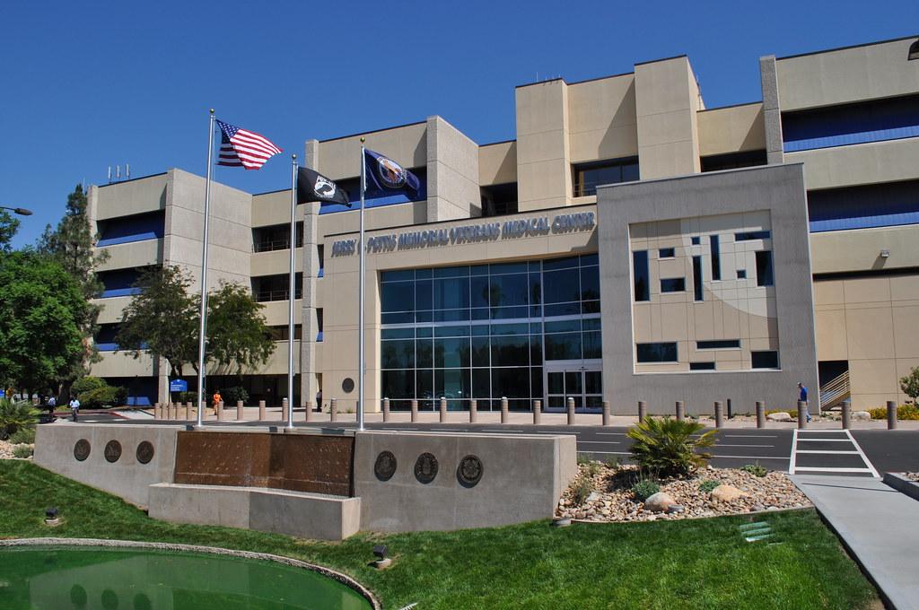 VA Loma Linda Healthcare System | Jerry Pettis Memorial VA ...
