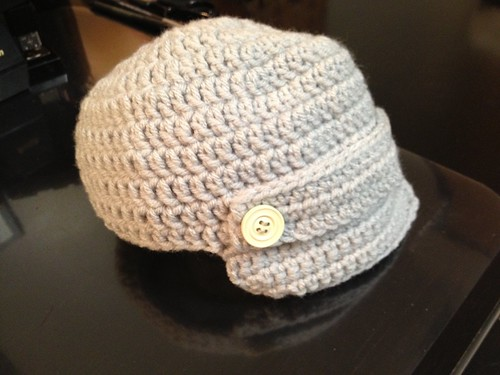 Baby Newsboy Hat | by Heavenly Babies