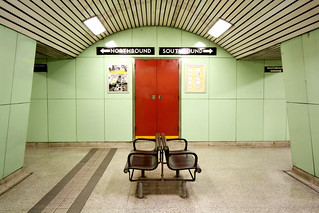 St Patrick Station | by bufflerump