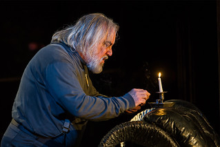 John Tomlinson as Hunding in Die Walküre © Clive Barda/ROH 2012 | by Royal Opera House Covent Garden