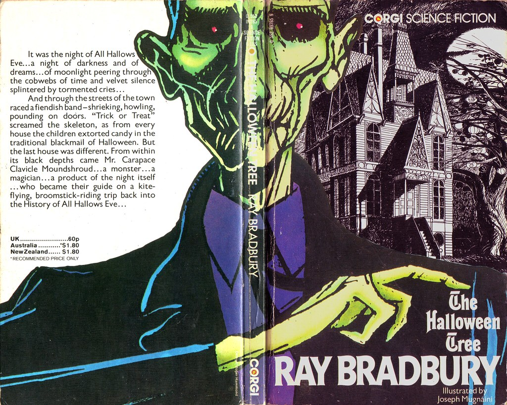 ray bradbury - the halloween tree | citizen3xx24j | flickr