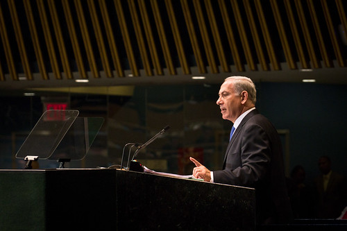 Israeli Prime Minister Netanyahu addresses the UN General Assembly | by Africa Renewal