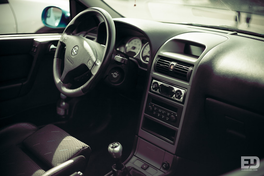 opel astra g interior eurodubs com flickr On opel astra g interieur