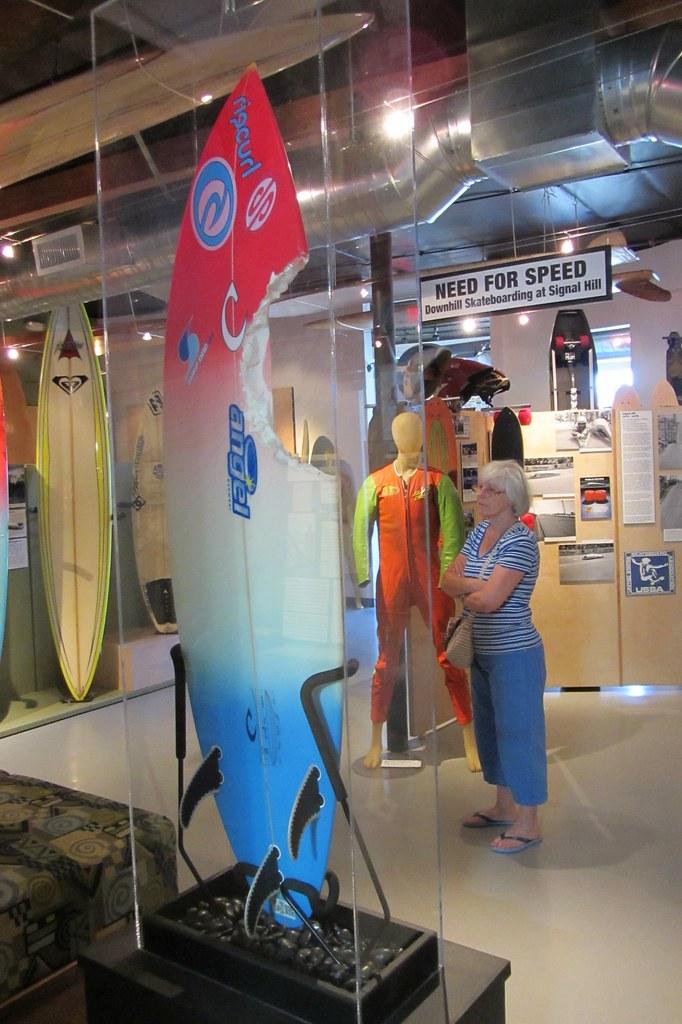 California Surf Museum Bethany Hamilton Bethany Hamilton's Surf