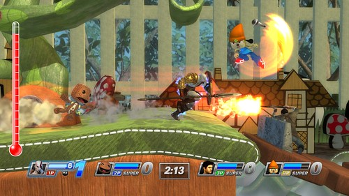 PlayStation All-Stars Battle Royale on PS3 | by PlayStation.Blog