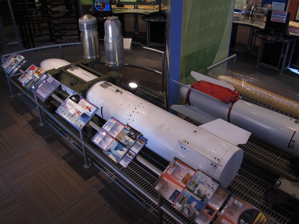 B83 Nuclear Bomb Kelly Michals Flickr