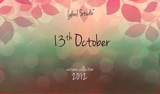 13th October | by [glow] Studio