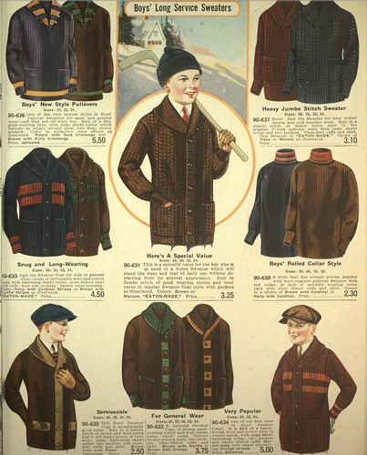 Eaton's Fall & Winter Catalog (1920-1921) | by 16_sparrows