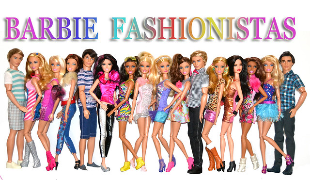 Fashionista Barbie Dolls Ryan The Fashionista Doll