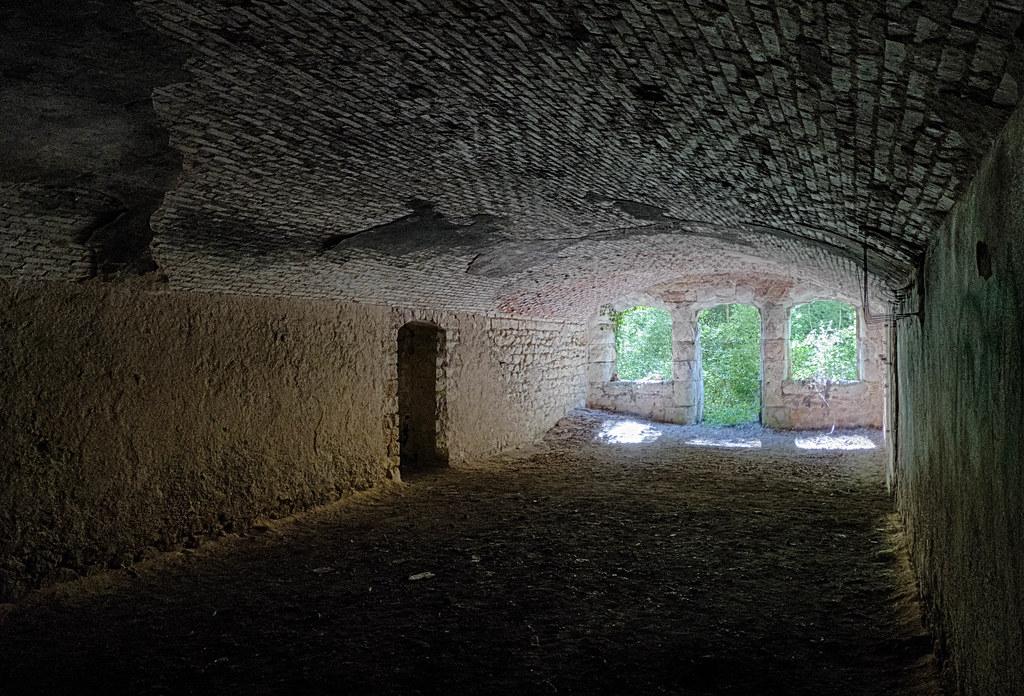 Visite du fort d'ecrouves 28766356320_f0777d2b84_b