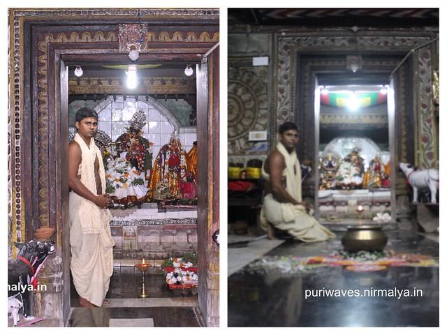 Bamana Janama Niti at Bada Odia Matha
