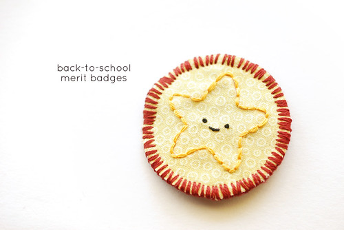 Back-to-School Merit Badges | by wildolive