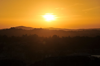 Sunset in Corfu | by stephanrudolph