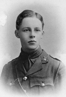 Lieutenant William Murray Dobie | by IWM Collections
