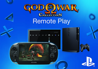 PS Vita Remote Play - God of War Collection | by PlayStation.Blog
