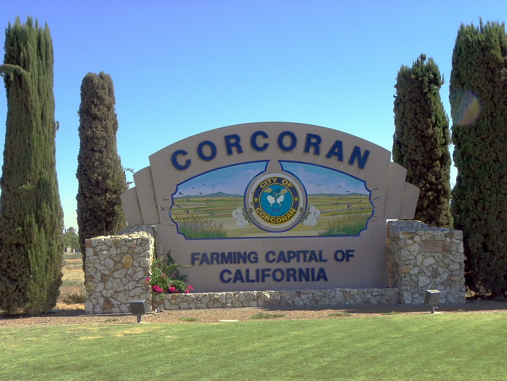 Corcoran Farming Capital Of California Corcoran Kings