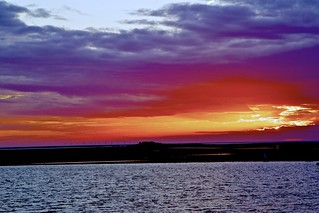 A WIRRAL SUNSET | by TERRY KEARNEY