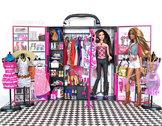 Barbie Fashionista Ultimate Closet The Ultimate Closet by