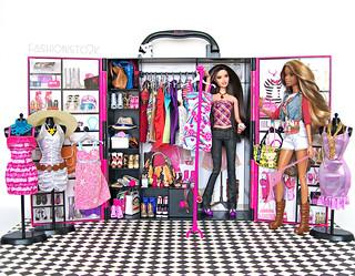 Barbie Fashionista Ultimate Closet The Ultimate Closet by