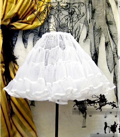 how to make lolita petticoat