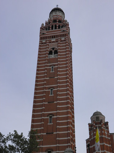 Tower of Westminster Cathedral | by Normann