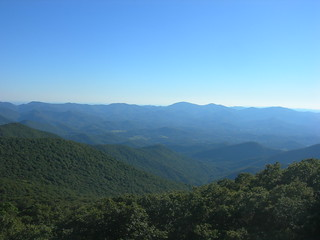 View from Brasstown Bald | by jimmywayne