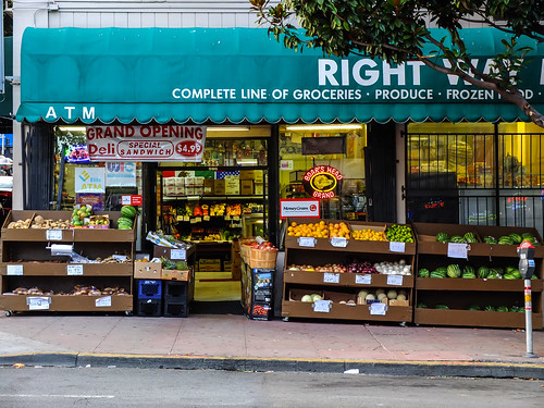 Right Way Market - O'Farrell Street | by sirgious