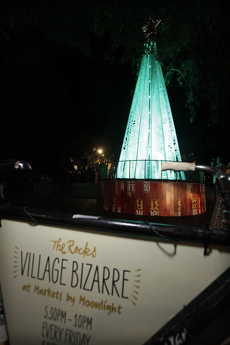 The Rocks Christmas Tree 2011 | by The Rocks Sydney