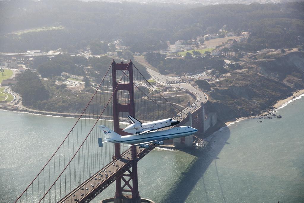 Flying Bay Tour San Francisco